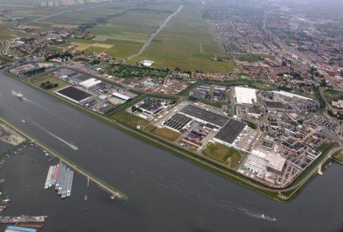 luchtfoto westerspoor 2012